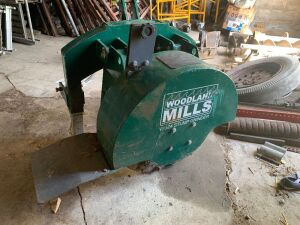 Woodland Mills 3 point stump Grinder