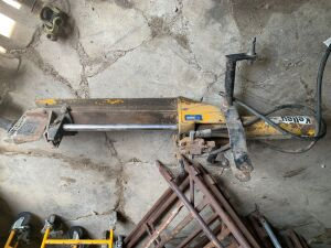 3 point Kelley log splitter