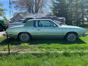 1978 Old Cutlass Supreme Brougham