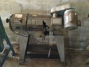 Cut Off Band Saw