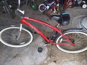 Light Weight Aluminum LaJolla Street Cruiser