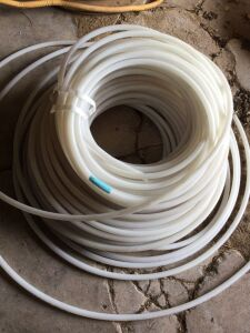 "3/4"" Pex Waterline"
