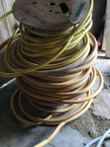 2 Spools of Flexible Gas Line