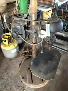 Drill Press with Stand
